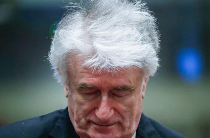La peine de Radovan Karadzic alourdie à la perpétuité