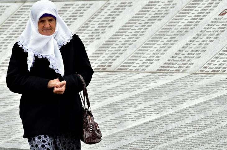 25 years after Srebrenica, assessing justice and genocide denial