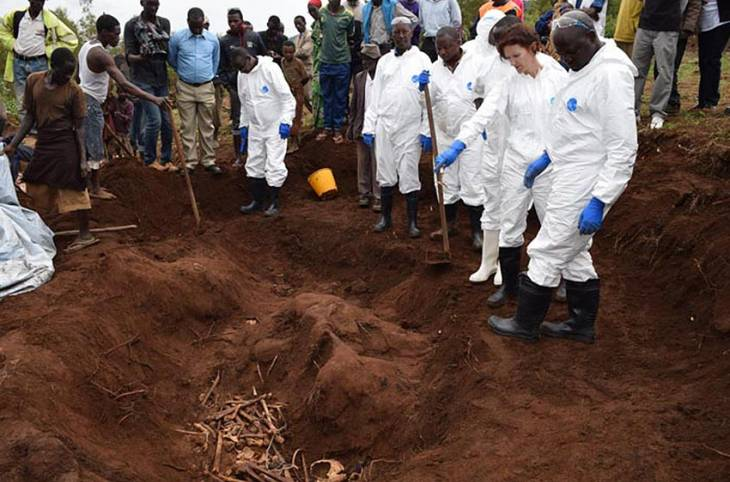 Burundi: the commission of divided truths