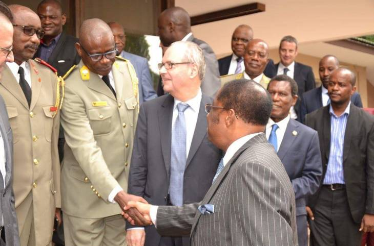 The Congolese experience with the complementary role of the ICC