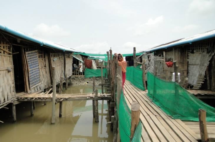 """Rohingyas: l'ONU parle de """"génocide"""""""