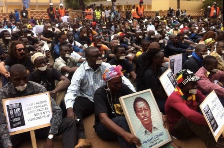 Burkina Faso still awaiting justice for Sankara and Zongo murders