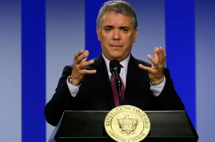 In Colombia, transitional justice is caught up in politics