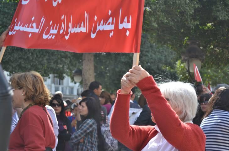 « La force que les Tunisiennes ont impulsée dans leur pays a un écho international »